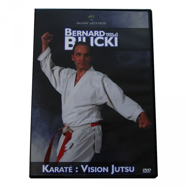 DVD Bernard Bilicki, Karate: Vision Jutsu, Vol. 4