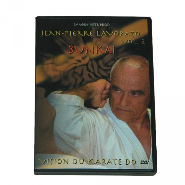 DVD: Jean-Pierre Lavorato, Vision du Karate Do, Vol. 2