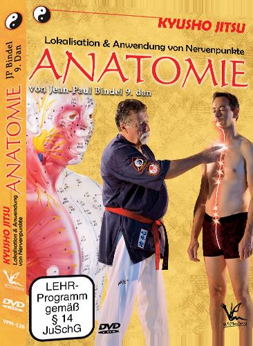 DVD Jean-Paul Bindel: Anatomie Lokalisation & Anwendung von Nerv