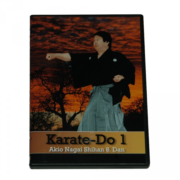 DVD Nagai: Karate-Do Vol. 1