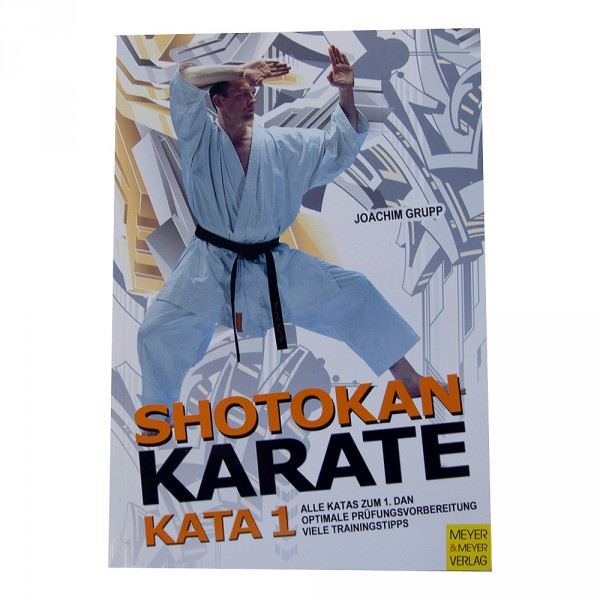 Joachim Grupp: Shotokan Karate Kata 1