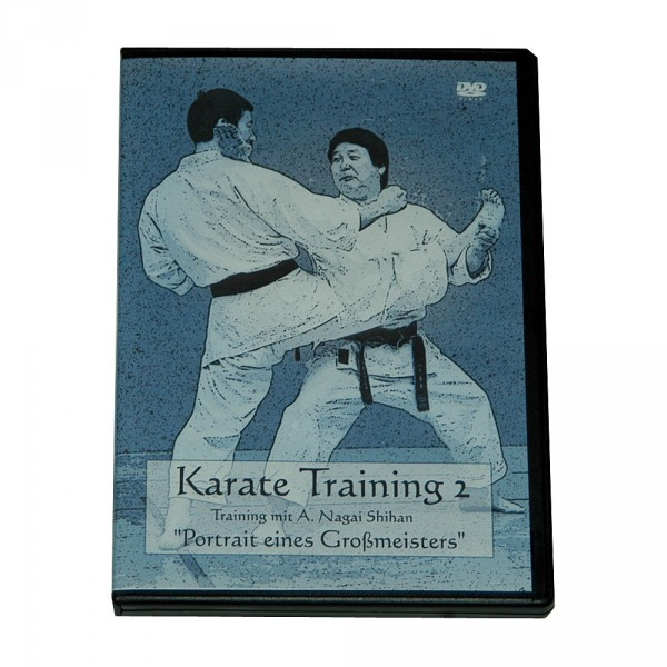 DVD Nagai: Karate Training Vol. 2 - Portrait eines Großmeisters