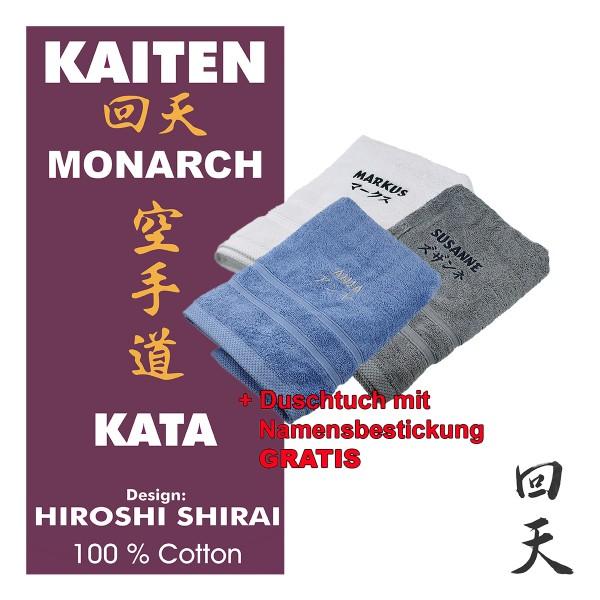 Kaiten Monarch Kata+Duschtuch