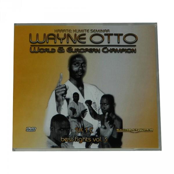 DVD Wayne Otto: Seine besten Kämpfe, Vol. C