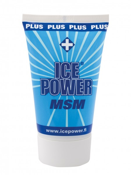Ice Power Kühlgel Plus MSM (100ml)