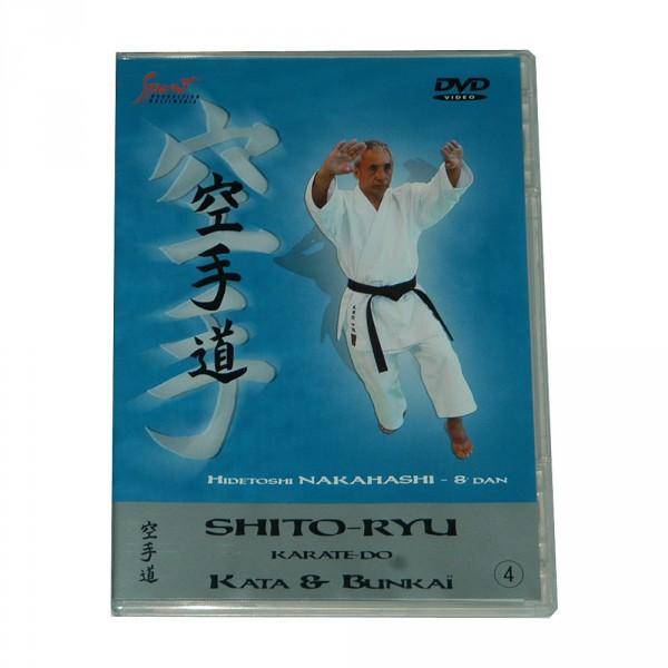 DVD Shito-Ryu Band 4
