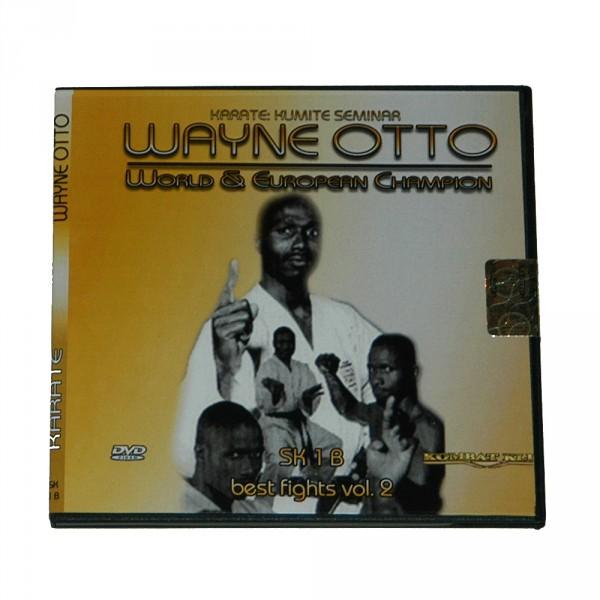 DVD Wayne Otto: Seine besten Kämpfe, Vol. B