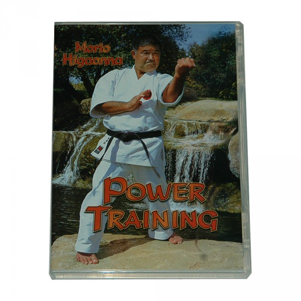 DVD Higaonna, Power Training