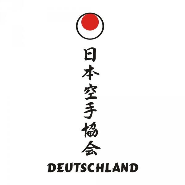Aufkleber JKA Deutschland