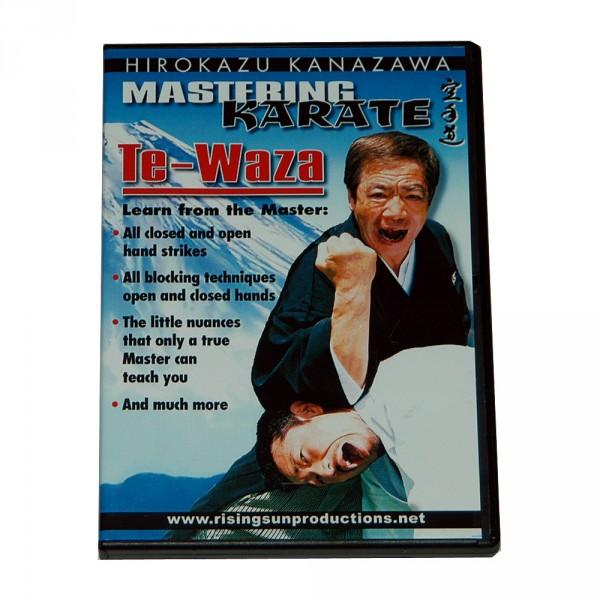"DVD Kanazawa Mastering Karate Vol. 1 ""Te-Waza"""