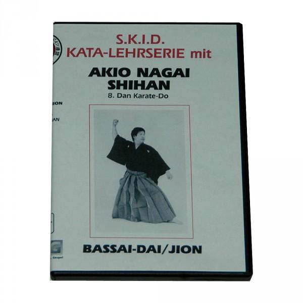 DVD Nagai: SKID Kata Lehrserie Vol. 2
