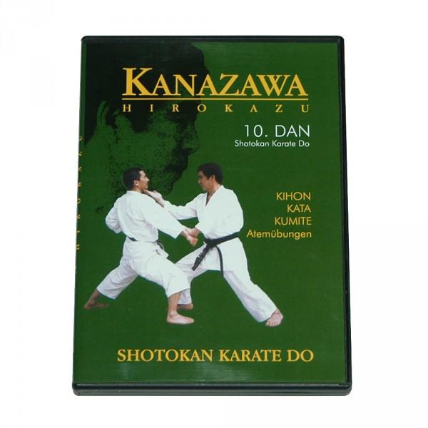 DVD Kanazawa Kihon, Kata, Kumite, Atemübungen