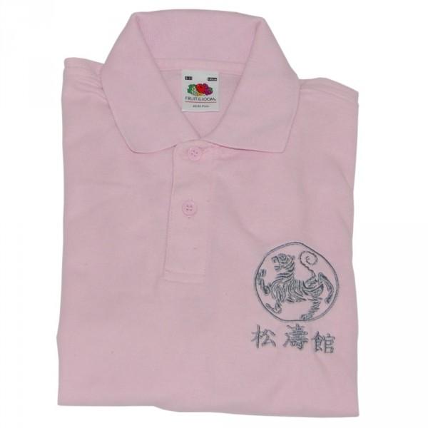 Polo-Shirt Rosa 140