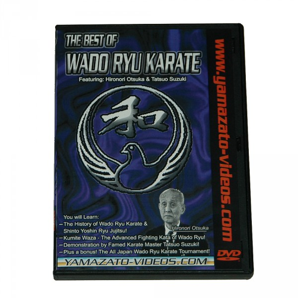 DVD The Best Of Wado Ryu Karate