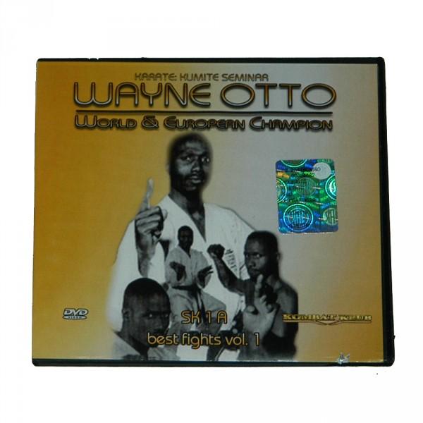 DVD Wayne Otto: Seine besten Kämpfe, Vol. A