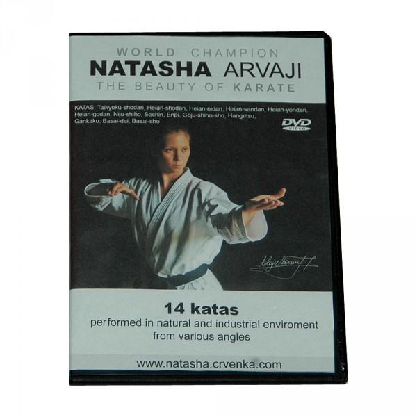 DVD Natasha Arvaji - The Beauty of Karate