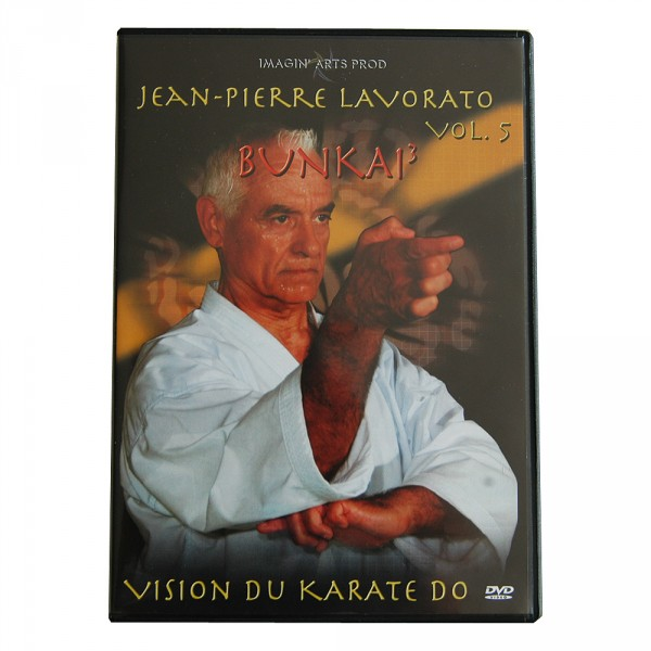 DVD: Jean-Pierre Lavorato, Vision du Karate Do, Vol. 5