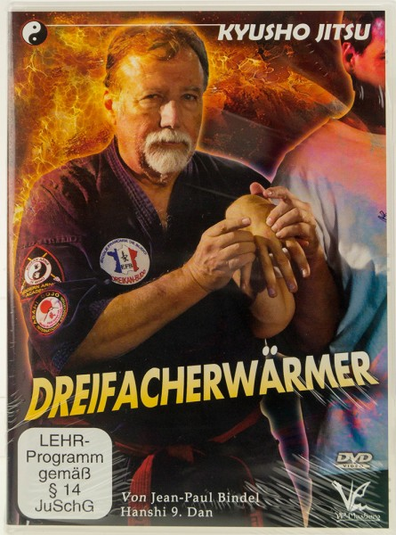 DVD Jean-Paul Bindel: Dreifacherwärmer
