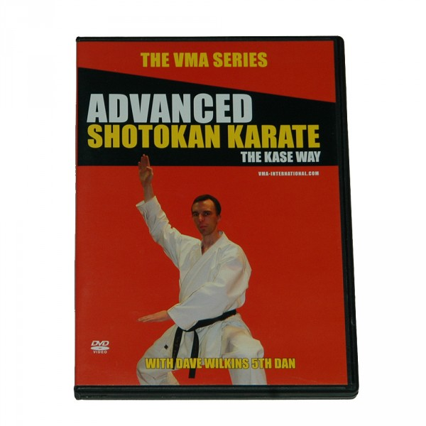 DVD Advanced Shotokan Karate - The Kase Way