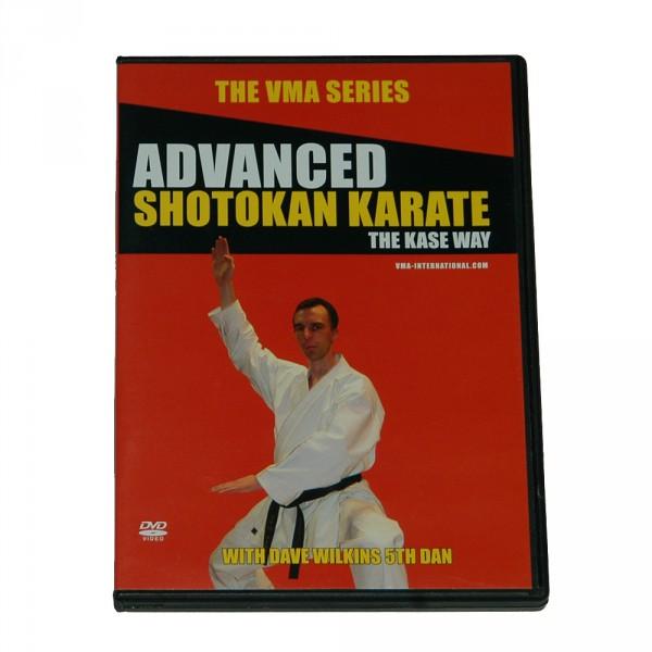 DVD Advanced Shotokan Karate - The Kase Way