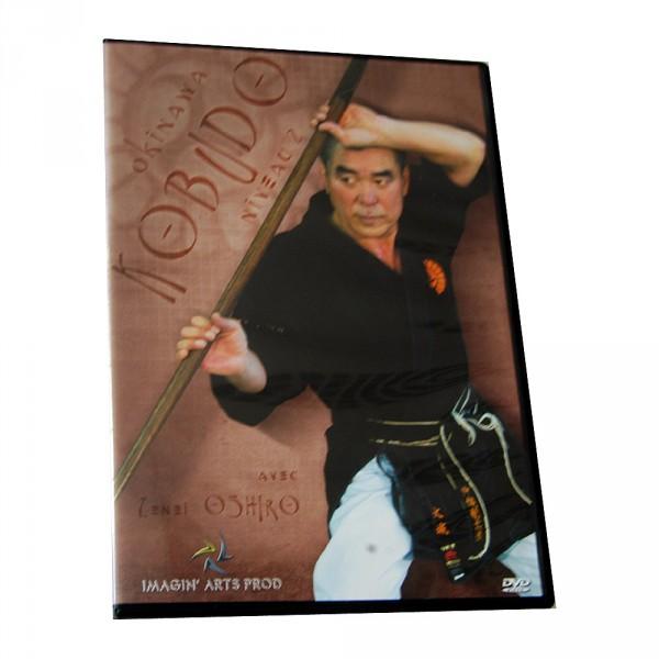 DVD Okinawa Kobudo, Zenei Oshiro, Niveau 2