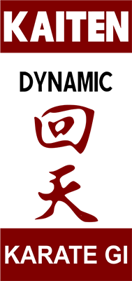 Karateanzug Kaiten Dynamic 180 - ohne Turnbeutel