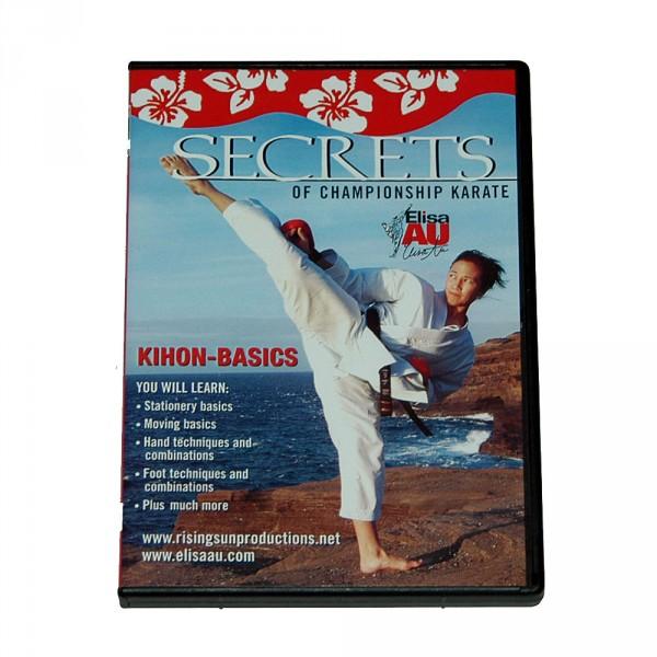 DVD Elisa Au: Kihon Basics