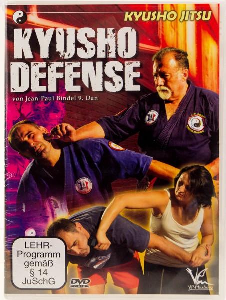 DVD Jean-Paul Bindel: Kyusho Defense