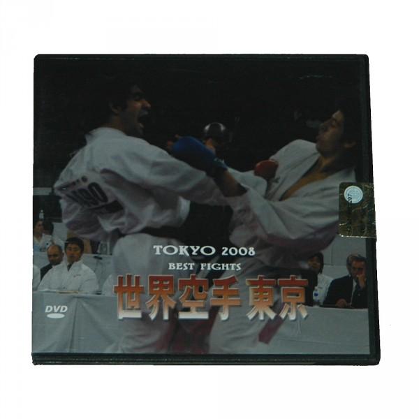 DVD: Karate Weltmeisterschaft 2008 in Tokyo Best Fights