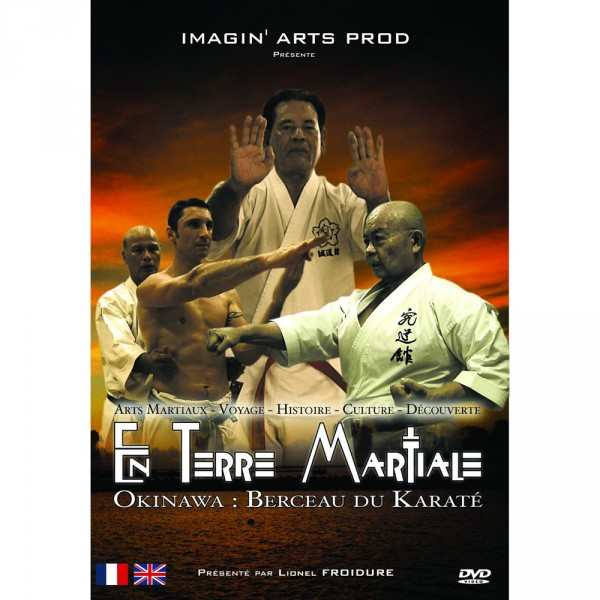 DVD, En Terre Martiale - Okinawa: Berceau du Karate