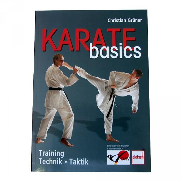 Grüner: Karate basics