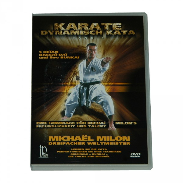 DVD Michael Milon: Karate Dynamic Kata Vol. 1