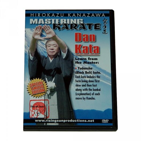 "DVD Kanazawa Mastering Karate Vol. 5 ""Dan Kata"""
