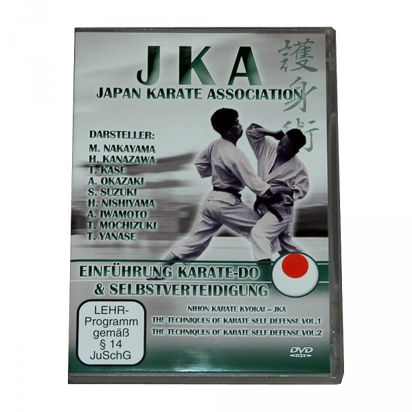 JKA - DVD 2: Einführung Karate Do & Selbstverteidigung