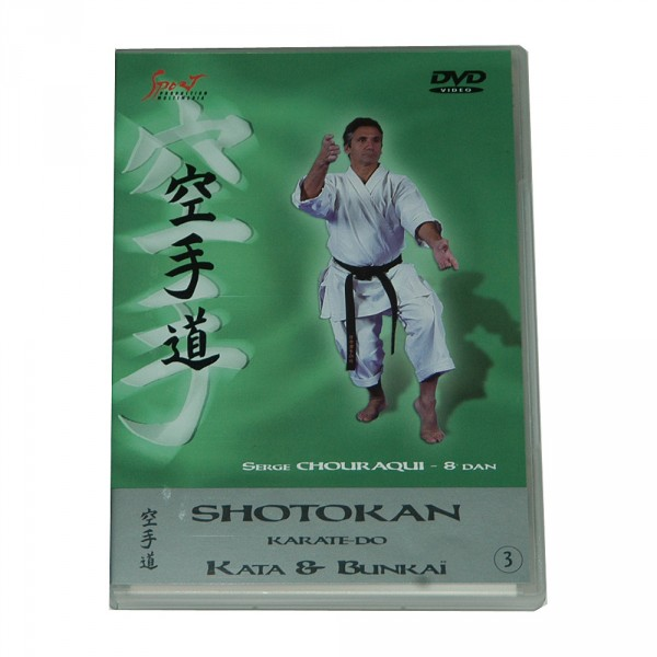DVD Shotokan Band 3