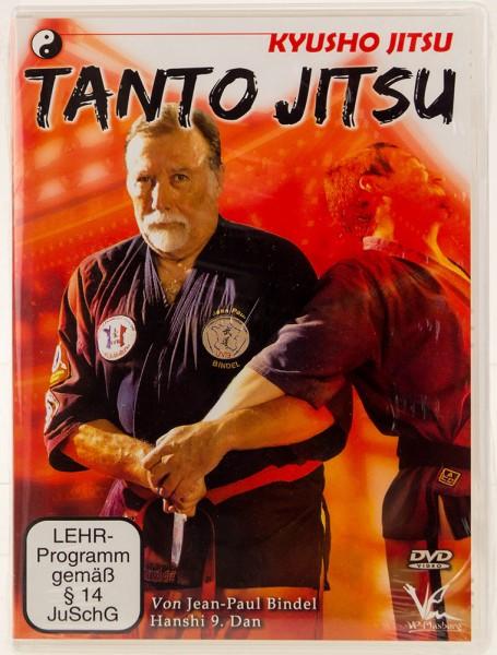 DVD Jean-Paul Bindel: Tanto Jitsu