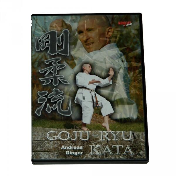 DVD Goju Ryu Kata von Andreas Ginger