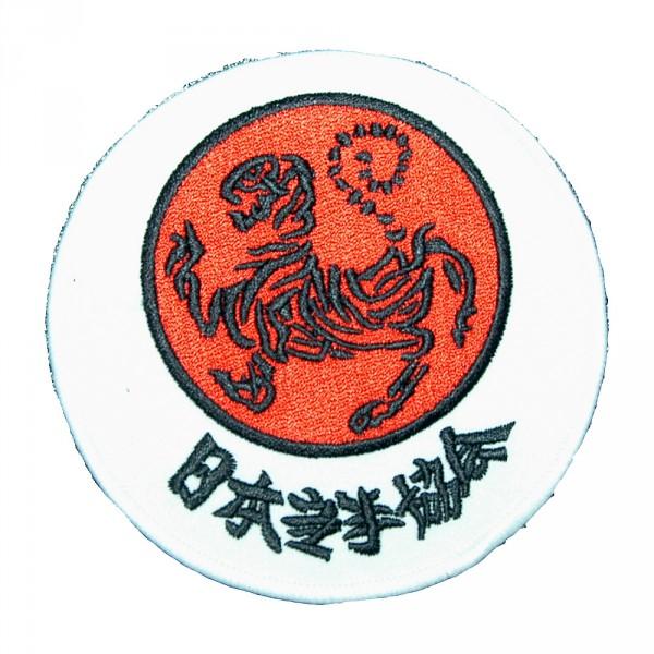 Aufnäher JKA mit Shotokan Tiger