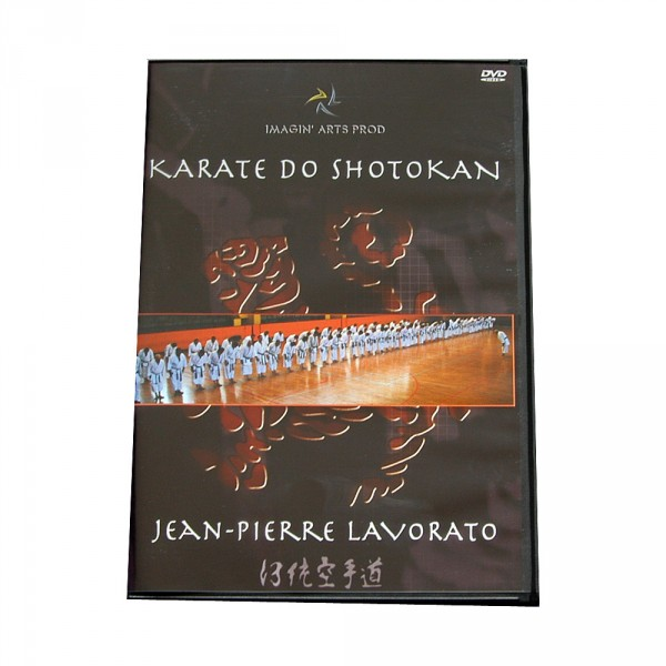 DVD Jean-Pierre Lavorato, Vision du Karate Do 7, Karate Do Shoto
