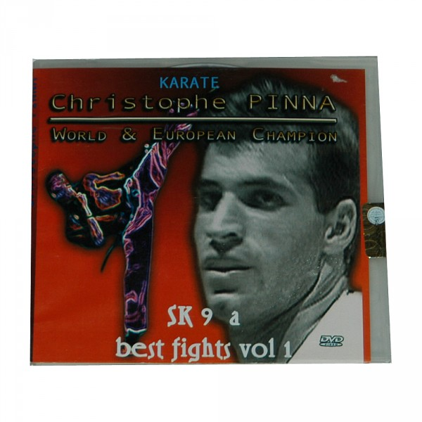 DVD Christophe Pinna: Seine besten Kämpfe Vol. A