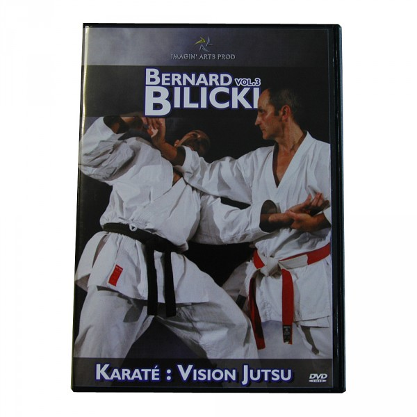 DVD Bernard Bilicki, Karate: Vision Jutsu, Vol. 3