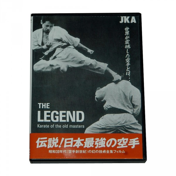 "DVD ""JKA Legende"""