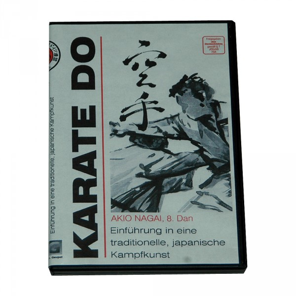 DVD Nagai: Karate-Do Vol. 2