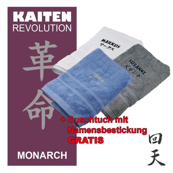 Kaiten REVOLUTION Monarch Reg+Duschtuch