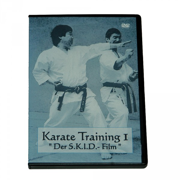 "DVD Nagai: Karate Training Vol.1 ""Der SKID Film"""
