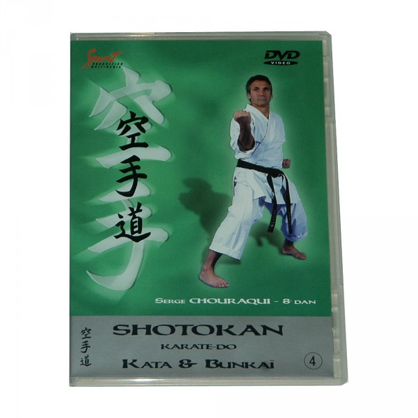 DVD Shotokan Band 4
