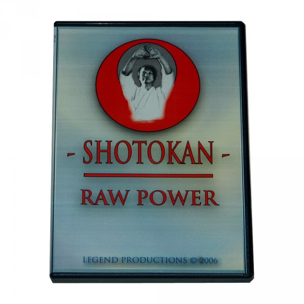 DVD Shotokan - Raw Power