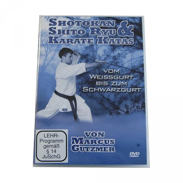 DVD Shotokan & Shito Ryu Karate Katas