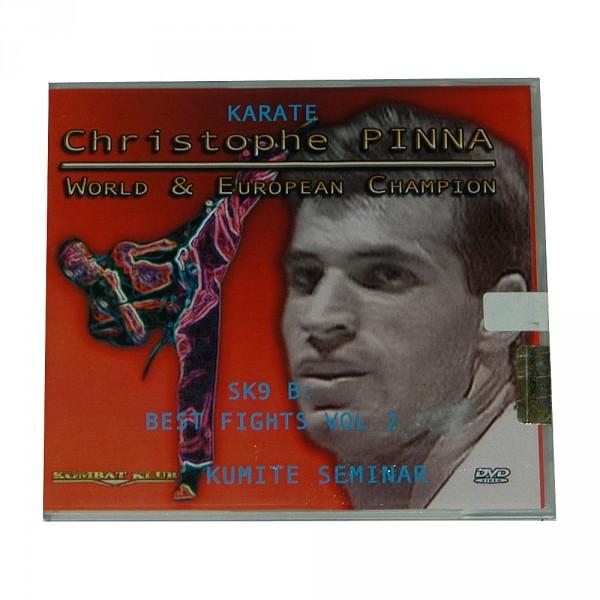 DVD Christophe Pinna: Seine besten Kämpfe Vol. B