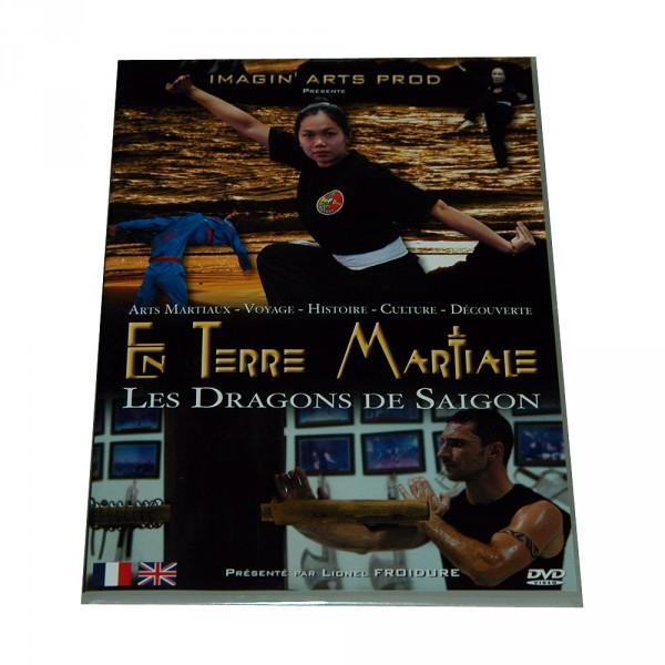 DVD - En Terre Martiale